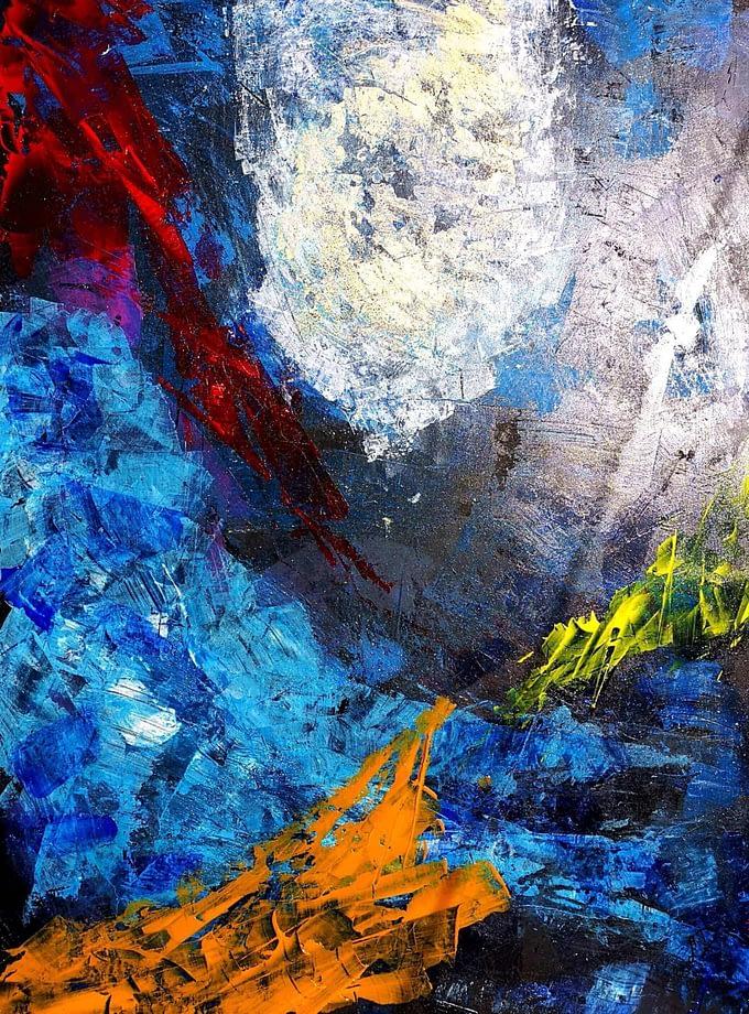 2-8521 - Galleria d'Arte Online con Artisti ed Opere Reali Expositio