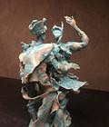 Trascendenza Scultura - Expositio Galleria Arte Online con Artisti Ed Opere Reali