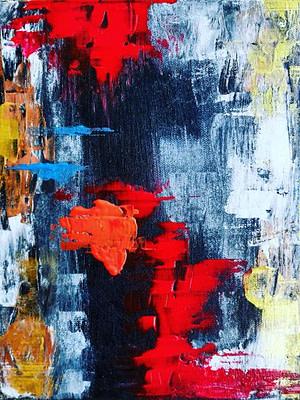 In the middle Pittura - Expositio Galleria Arte Online con Artisti Ed Opere Reali