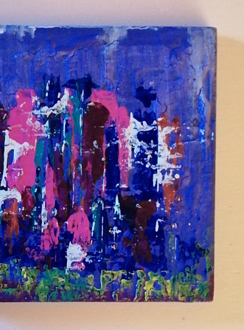 Assemblamenti Pittura - Expositio Galleria Arte Online con Artisti Ed Opere Reali
