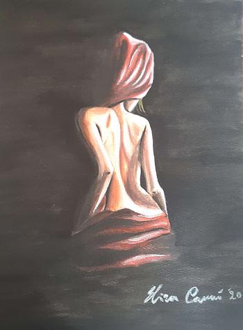 Eleganti nudità Pittura - Expositio Galleria Arte Online con Artisti Ed Opere Reali