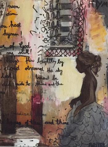 Edgar Allen Poe Pittura - Expositio Galleria Arte Online con Artisti Ed Opere Reali