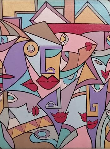 L'inganno Pittura - Expositio Galleria Arte Online con Artisti Ed Opere Reali