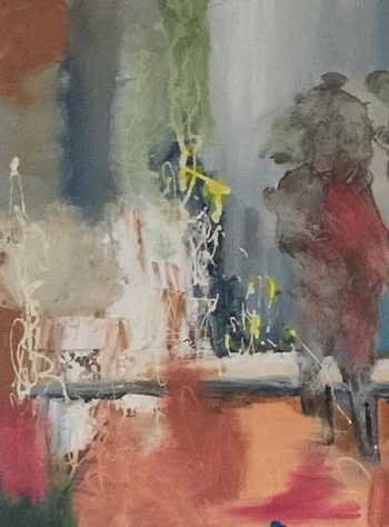 les danseuses Pittura - Expositio Galleria Arte Online con Artisti Ed Opere Reali