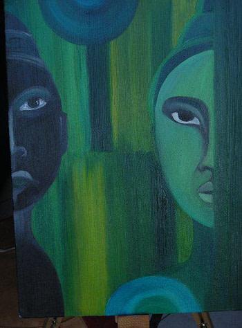 io e te Pittura - Expositio Galleria Arte Online con Artisti Ed Opere Reali