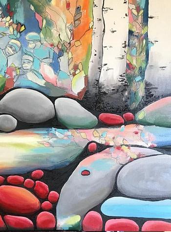 Art in quarantine Pittura - Expositio Galleria Arte Online con Artisti Ed Opere Reali