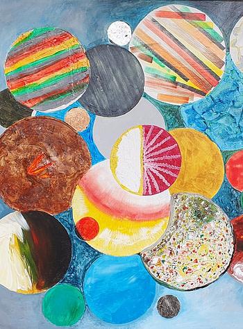 Mondi Lontani Pittura - Expositio Galleria Arte Online con Artisti Ed Opere Reali
