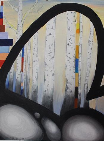 Abstract Pittura - Expositio Galleria Arte Online con Artisti Ed Opere Reali
