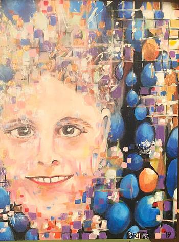 Tommaso fantastico Pittura - Expositio Galleria Arte Online con Artisti Ed Opere Reali