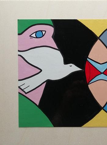 Coraggio Pittura - Expositio Galleria Arte Online con Artisti Ed Opere Reali