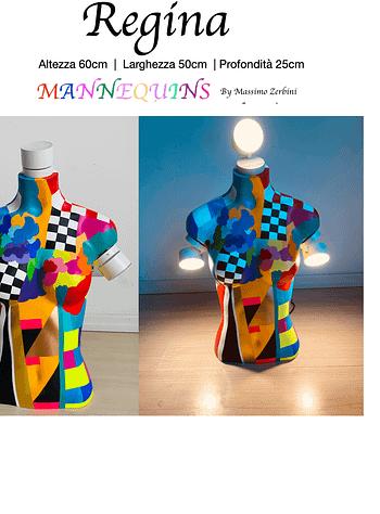 REGINA Pittura - Expositio Galleria Arte Online con Artisti Ed Opere Reali