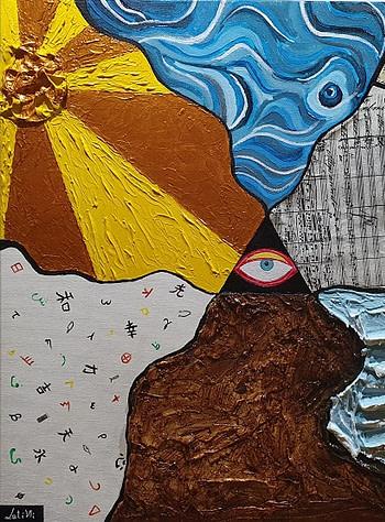 Genesi Pittura - Expositio Galleria Arte Online con Artisti Ed Opere Reali