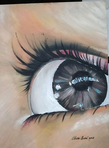 L'occhio Pittura - Expositio Galleria Arte Online con Artisti Ed Opere Reali