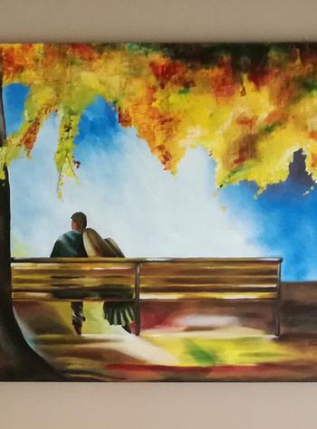 L'amore Pittura - Expositio Galleria Arte Online con Artisti Ed Opere Reali