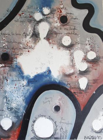 Paris 13 novembre Pittura - Expositio Galleria Arte Online con Artisti Ed Opere Reali