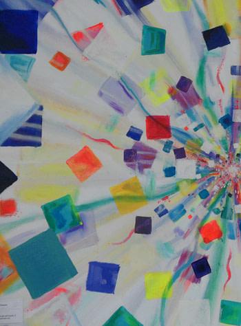 Esplosione Pittura - Expositio Galleria Arte Online con Artisti Ed Opere Reali