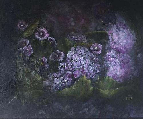 Fiori dal Buio by Elena Gentinetta - Expositio Galleria d'Arte Online