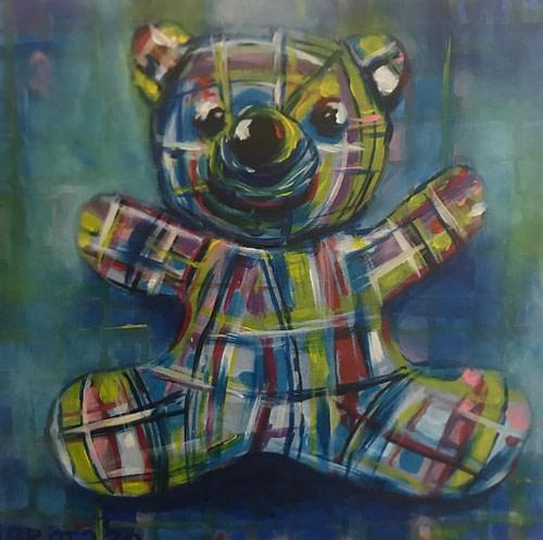 2019 Teddy Pittura - Expositio Galleria Arte Online con Artisti Ed Opere Reali