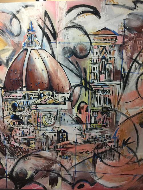 Duomo Pittura - Expositio Galleria Arte Online con Artisti Ed Opere Reali