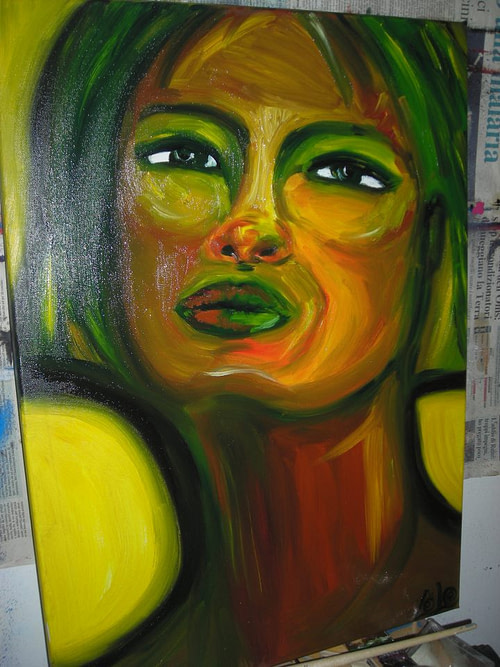 Lei Pittura - Expositio Galleria Arte Online con Artisti Ed Opere Reali