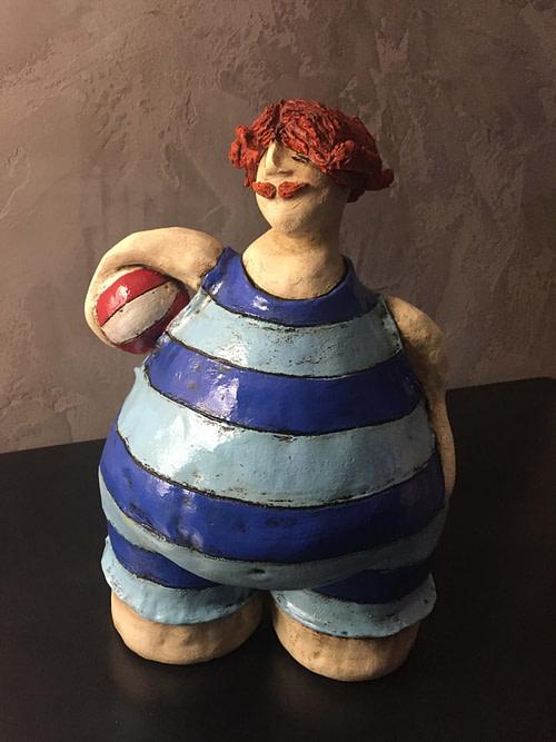 Stella e Baffo Scultura - Expositio Galleria Arte Online con Artisti Ed Opere Reali