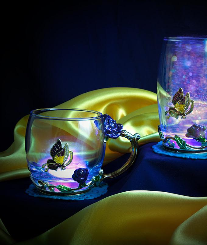 MAGIC GLASS Fotografia - Expositio Galleria Arte Online con Artisti Ed Opere Reali