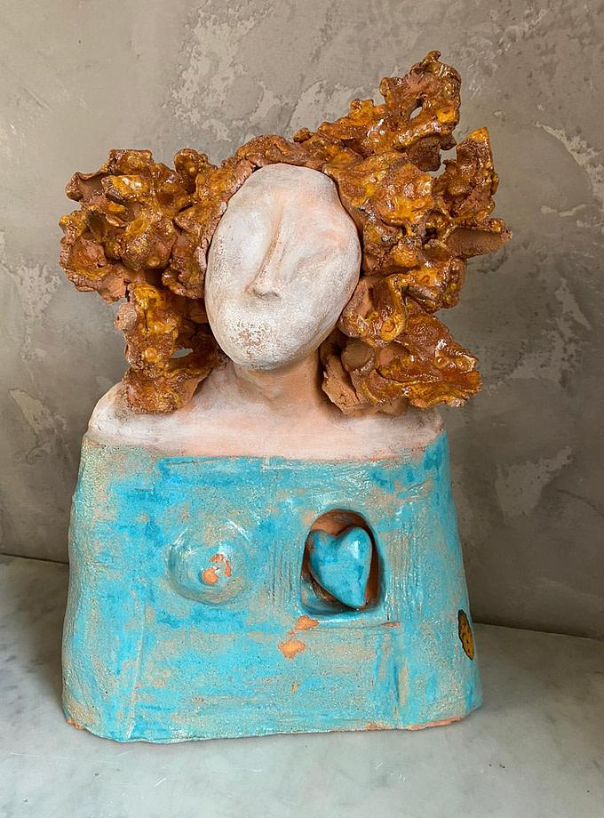 Erica Scultura - Expositio Galleria Arte Online con Artisti Ed Opere Reali