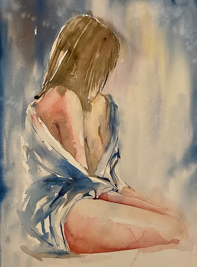 ATTESA Pittura - Expositio Galleria Arte Online con Artisti Ed Opere Reali