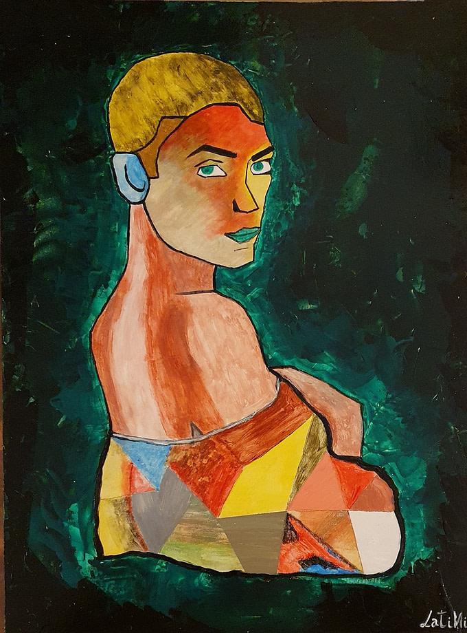 Elodie Pittura - Expositio Galleria Arte Online con Artisti Ed Opere Reali