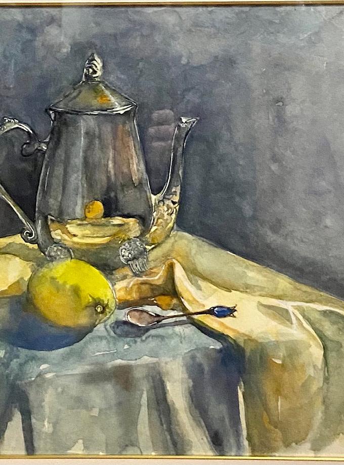 STILL LIFE Pittura - Expositio Galleria Arte Online con Artisti Ed Opere Reali