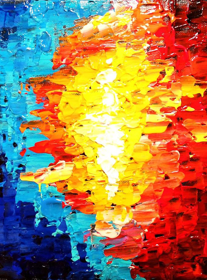 In the light Pittura - Expositio Galleria Arte Online con Artisti Ed Opere Reali