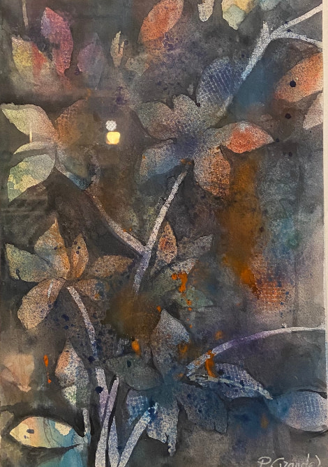 EVANESCENZA Pittura - Expositio Galleria Arte Online con Artisti Ed Opere Reali